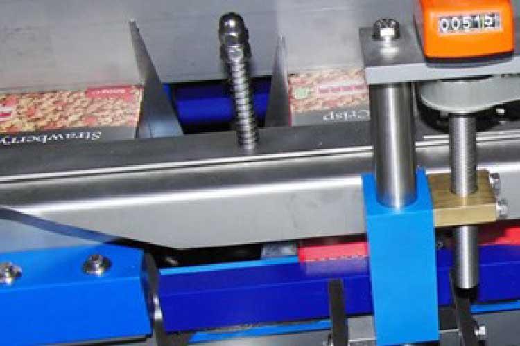 Nama Industrial End Of Line Equipment Cartoning.