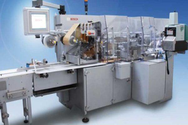Nama Industrial Horizontal Packing Equipment Die End Fold.