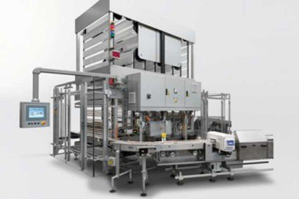 Nama Industrial Horizontal Packing Equipment Horizontal Feeding And Distribution.